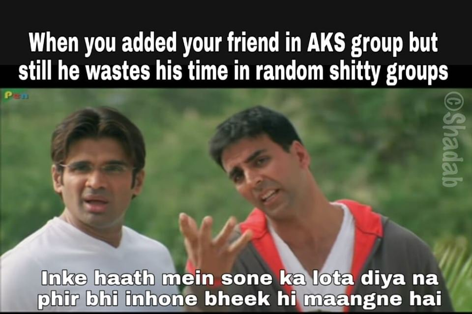 Akshay Kumar Scheme Group