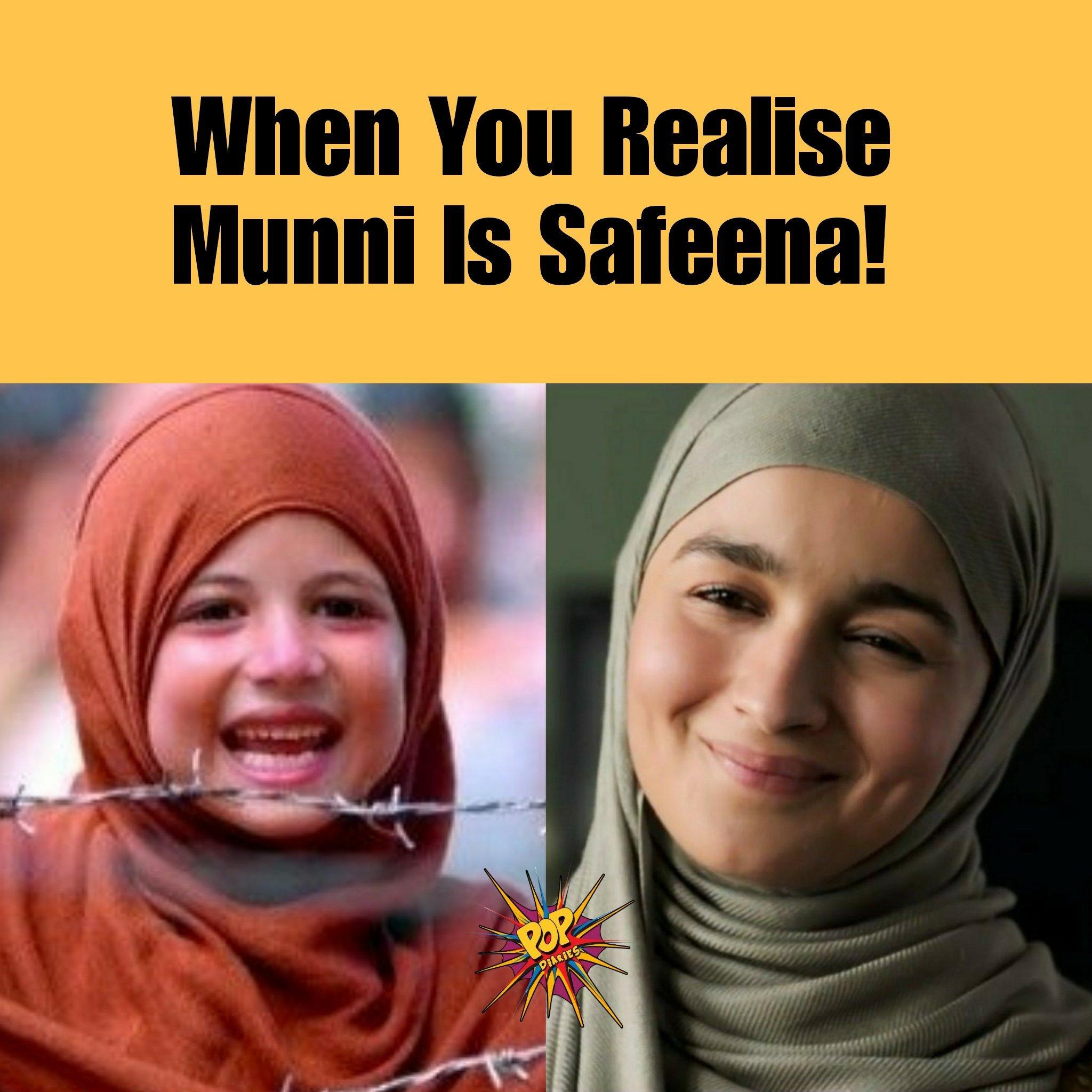 Alia Bhatt Gully Boy Munni