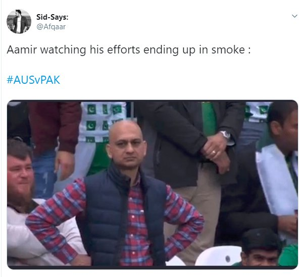 Angry Pakistan Fan Aamir