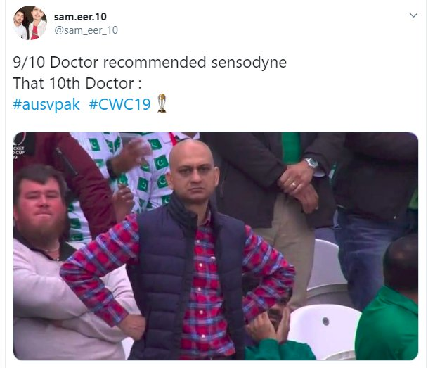 Angry Pakistan Fan Doctor