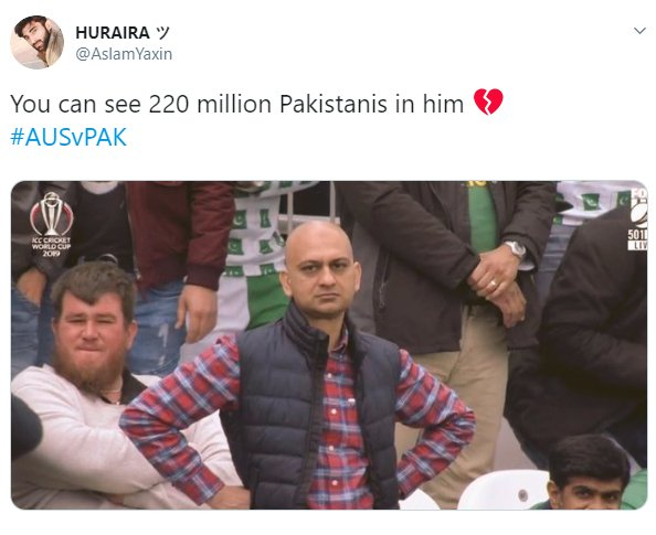 Angry Pakistan Fan Pakistanis