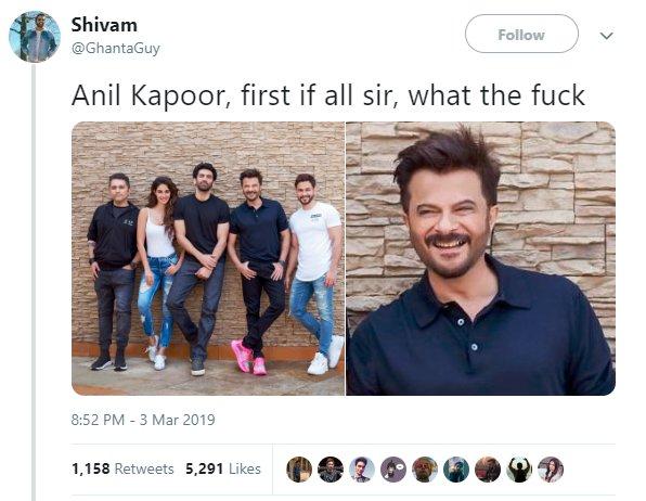 Anil Kapoor Age Ghantaguy Wtf