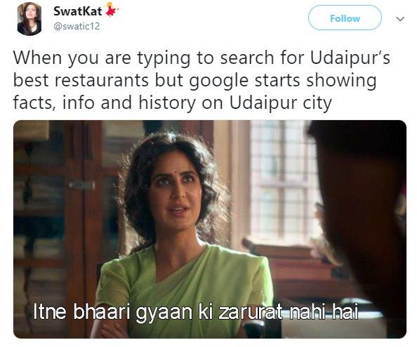 Bharat Trailer Katrina Udaipur