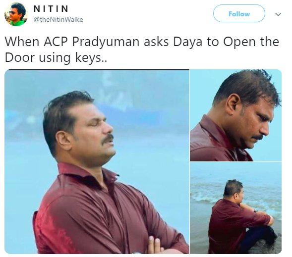 Depressed Daya Cid Acp Keys