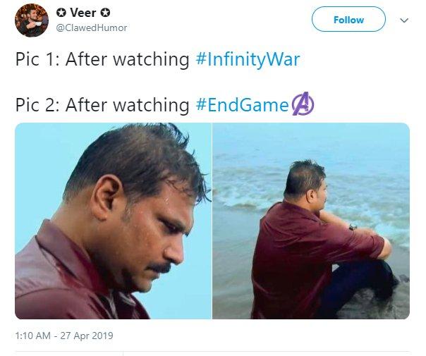 Depressed Daya Cid Avengers