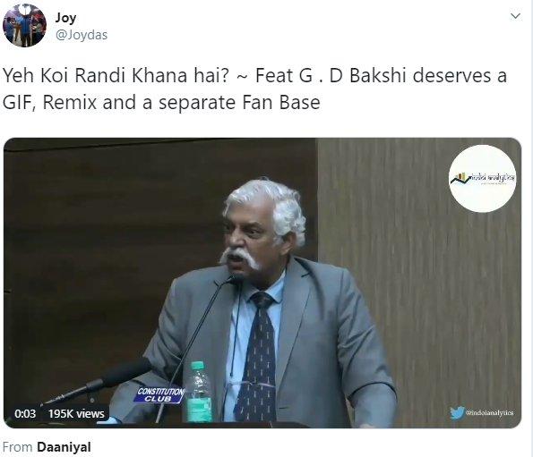 Gd Baksh Randikhana Joydas Fanbase