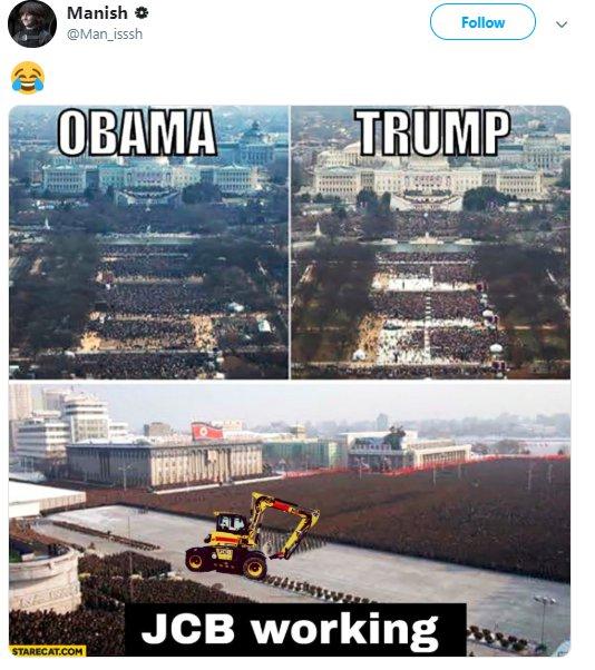 Jcb Obama Trump