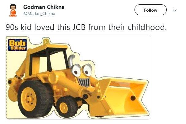 Jcb Scoop