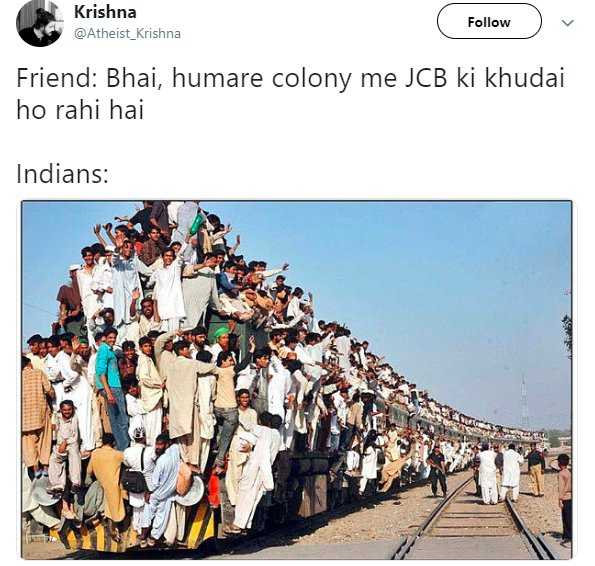 Jcb Train