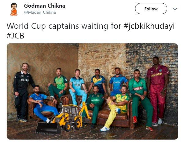Jcb World Cup