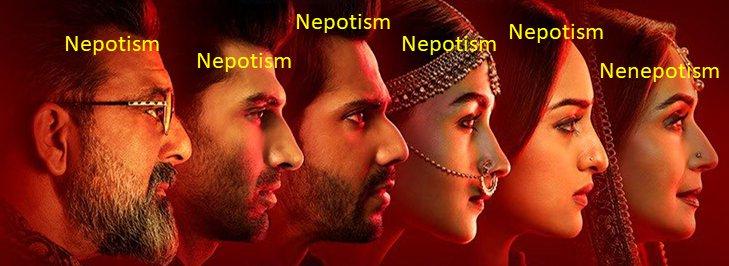 Kalank Nenepotism