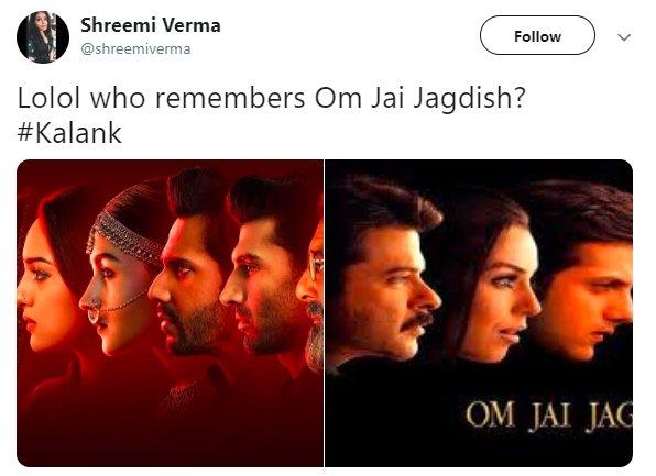 Kalank Shreemiverma Om Jai Jagadish