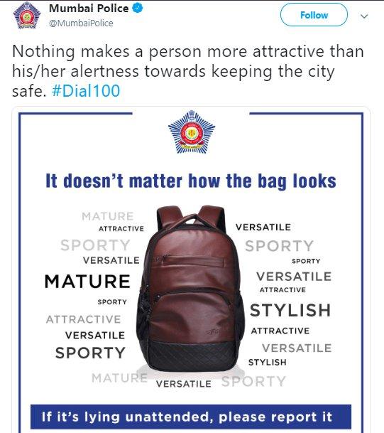 Mature Bag Police