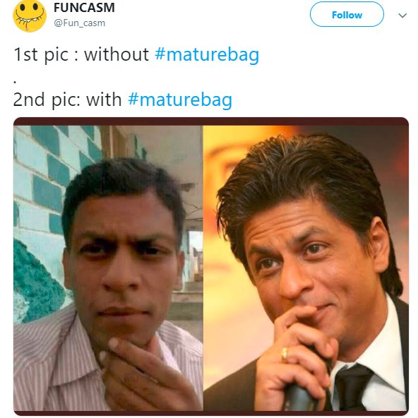 Mature Bag Srk