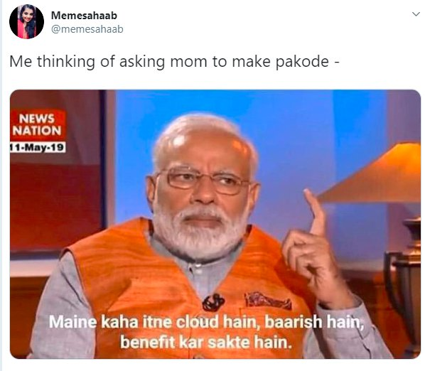 Modi Cloud Radar Pakode