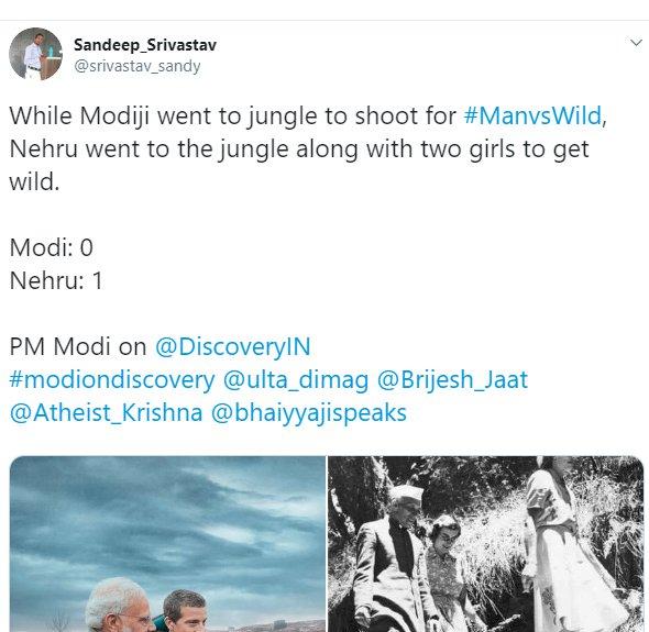 Modi Man vs Wild 002