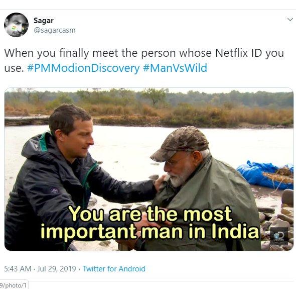 Modi Man vs Wild 009