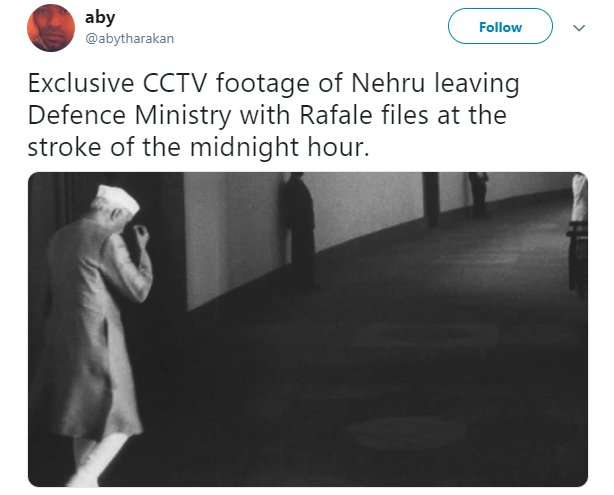 Nehru Rafale Abytharakan Cctv