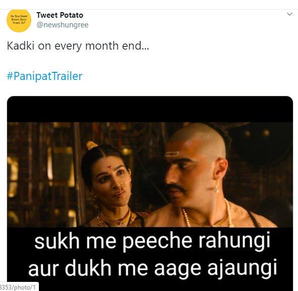 Panipat Trailer 020