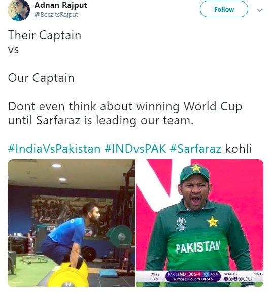 Sarfaraz Yawn Captain