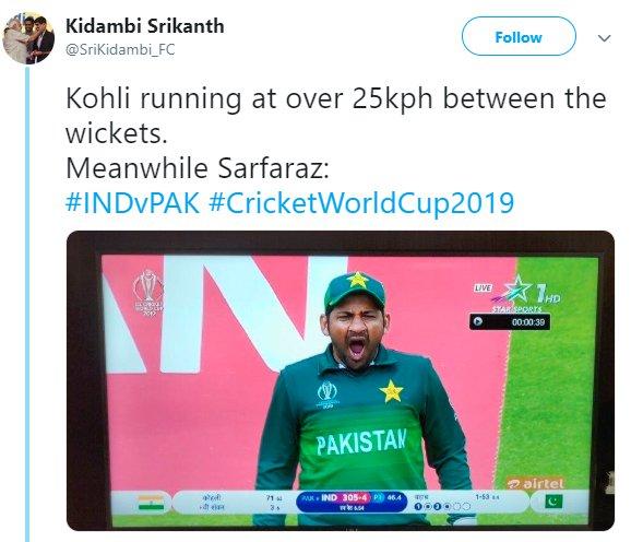 Sarfaraz Yawn Kohli