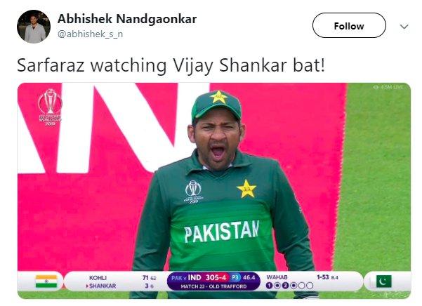 Sarfaraz Yawn Vijay Shankar