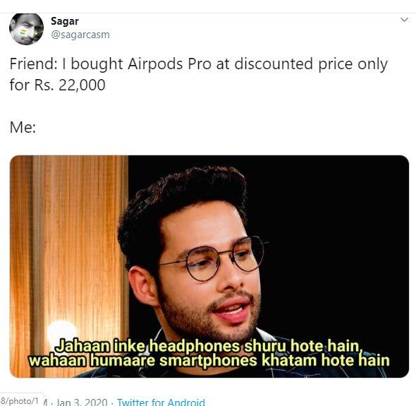 Siddhant Chaturvedi Ananya Panday Nepotism 010