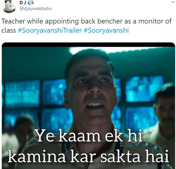 Sooryavanshi Trailer 002