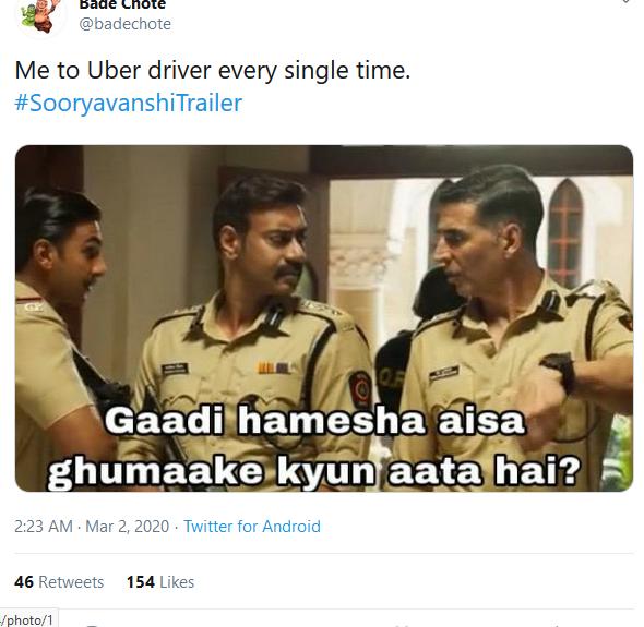 Sooryavanshi Trailer 004