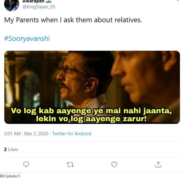 Sooryavanshi Trailer 005