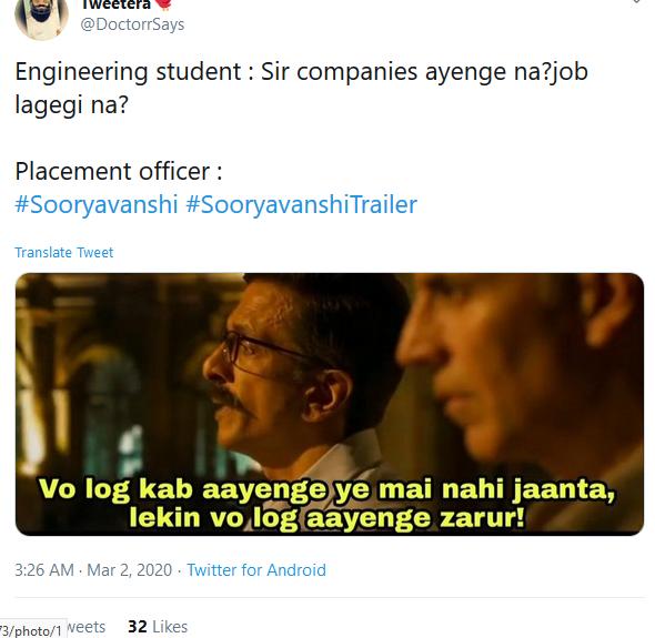 Sooryavanshi Trailer 010