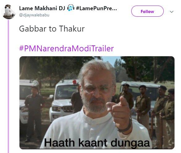 Vivek Oberoi Gabbar Thakur