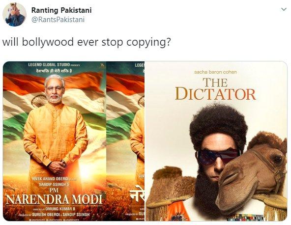 Vivek Oberoi Modi Dictator